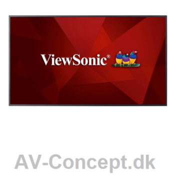 "55"" Viewsonic Commercial 4K UHD Display"