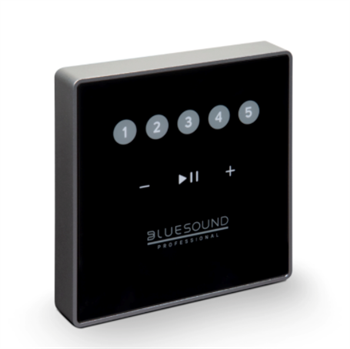 Bluesound Pro, wall mount control box BL-CP100