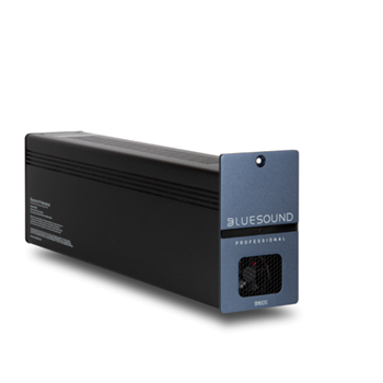 Bluesound Pro, Network Stereo Zone amp - B160S