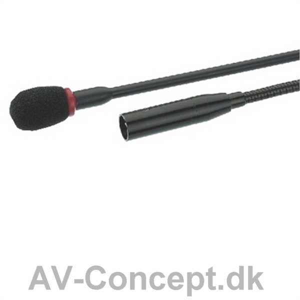 Svanehals mikrofon