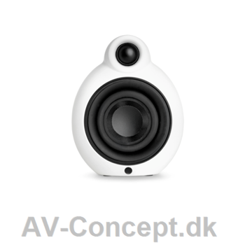 Podspeakers MicroPod BT MKII White Satin AKTIV