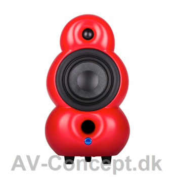 Podspeakers MiniPod BT MKII Red Matte AKTIV DEMO