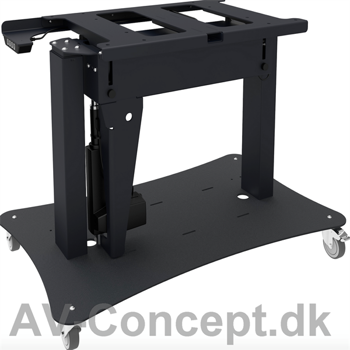 "Smart Metal bord/stander 65"" El"