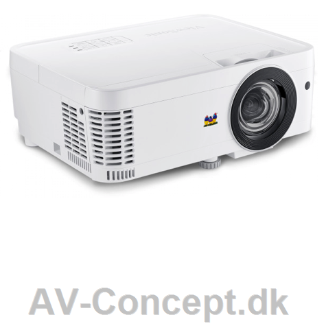 ViewSonic PS501W ST Projector - WXGA - 3.400 Ansi-lumen