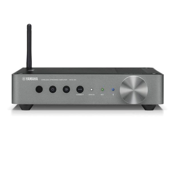Yamaha WXC-50, Streaming Pre-Amplifier, Wi-Fi, BlueTooth, USB, Music Cast, Spotify, AirPlay
